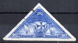 Sello  Nº 541  España - Usados