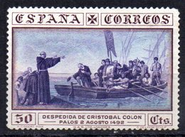 Sello  Nº 542  España - Usados