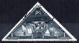 Sello  Nº 543  España - Usados