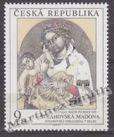 Czech Republic - Tcheque 1993 Yvert 28 Art, Notre Dame Of Stahov - MNH - Czech Republic