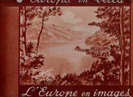 """Album Victoria """" Europa In Beeld """" Deel 1 Onvolledig 8 Prentjes Ontbreken - Albums & Catalogues"""