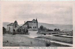 Belgique - Rochefort - Han Sur Lesse - Hôtel Beau Séjour - Arrêt Du Tram - Rochefort
