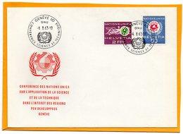 Switzerland 1963 FDC - Officials