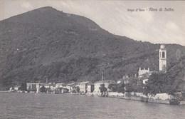 RIVA DI SOLTO-BERGAMO-LAGO D'ISEO-CARTOLINA NON VIAGGIATA ANNO 1915-1925 - Bergamo