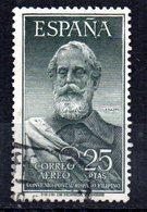 Sello  Nº 1124  España - 1951-60 Usados