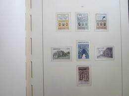 Faroe Islands 1988 ,  Facit 174 - 180  (Complete Sets) (Box 1 - 18) - Féroé (Iles)