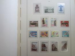 Faroe Islands 1989 ,  Facit 181 - 195  (Complete Sets) (Box 1 - 19) - Féroé (Iles)