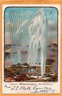 Whakarewarewa New Zealand 1905 Postcard Mailed - New Zealand
