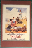 Kodak, Cameras For All, 1923, The Nostalgia Postcard Collector's Club, Yesterday's Britain 1890's - 1950's - Advertising