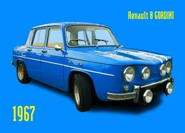 Renault R8 Gordini 1300 - Voitures De Tourisme
