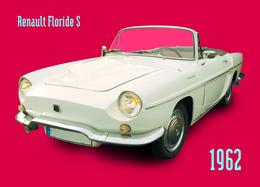 Renault Floride - Voitures De Tourisme