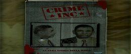 CRIME INC COFANETTO IN METALLO LA VERA STORIA DELLA MAFIA - Documentari