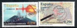 Spain - Espagne 2006 Yvert 3854-55, Sciences Of The Earth And The Universe - MNH - 1931-Hoy: 2ª República - ... Juan Carlos I