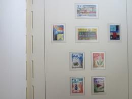 Faroe Islands 1991 ,  Facit 213 - 220  (Complete Sets) (Box 1 - 22) - Féroé (Iles)
