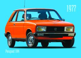 Peugeot 104 - Passenger Cars