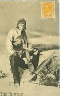 Canada 1922; The Hunter - Not Circulated. (Canadian Souvenir Cards) - Canada