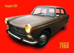 Peugeot 404 - Passenger Cars