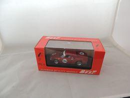 FERRARI 250 LM NR. 174 TARGA FLORIO 1966 BEST 9119 NUOVA IN BOX (1355) - Best Model