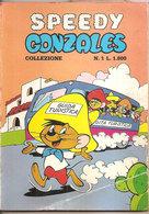 COLLEZIONE SPEEDY GONZALES N. 1 PETUNIA E PALLINA - SUPERTOPO - Bücher, Zeitschriften, Comics