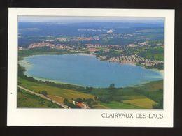 Clairvaux Les Lacs (39) : Vue Générale. Le Grand Lac. - Clairvaux Les Lacs