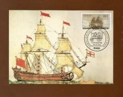 BRD 1983  Mi.Nr. 1180 , Einwanderung Der Ersten Deutschen In Amerika - Maximum Karte - Stempel  Bonn 05.05.1983 - [7] Federal Republic