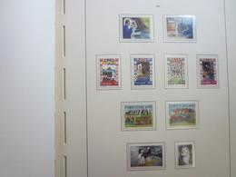 Faroe Islands 1994 ,  Facit 262 - 271  (Complete Sets) (Box 1 - 29) - Féroé (Iles)