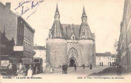 MECHELEN Malines - La Porte De Bruxelles - Ed. Nijs. - Malines