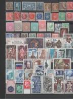 FRANCE-Collection De 120 Timbres Poste NEUFS Sans Charnière N° 157 à 1601 - Cote Yvert 75.00 - France