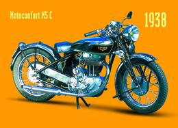 Motoconfort Motobécane M5C - Motorbikes