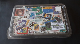 WORLDWIDE - KILOWARE 150 G. Sellos Usados, Sin Papel / Used Stamps, No Paper / Timbres Oblitérés, Sans Papier - Sellos