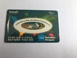 New Zealand - Low Issue Phonecard - New Zealand