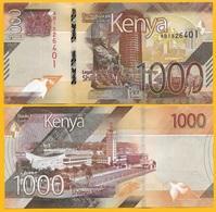 Kenya 1000 Shillings P-NEW 2019 UNC Banknote - Kenia