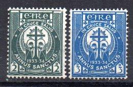 Serie Nº 62/3  Irlanda - 1922-37 Stato Libero D'Irlanda