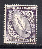 Sello  Nº 47  Irlanda - 1922-37 Stato Libero D'Irlanda