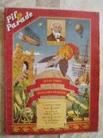PIF PARADE HS-JULES VERNE EN BD--ED.VAILLANT-1979 - Pif Gadget