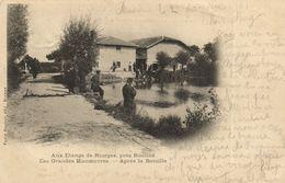 CPA Aux Etangs De Riorges, Prés ROANNE (111187) - Riorges