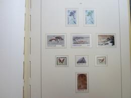 Faroe Islands 1996 ,  Facit 298 - 301 + 305 - 309  (Complete Sets) (Box 1 - 33) - Féroé (Iles)