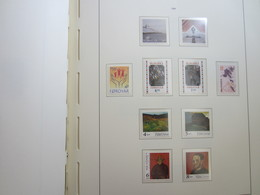Faroe Islands 1998 ,  Facit 338 - 347   (Complete Sets) (Box 1 - 37) - Féroé (Iles)