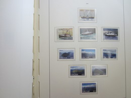 Faroe Islands 1999 ,  Facit 348 - 351 + 356 - 361  (Complete Sets) (Box 1 - 38) - Féroé (Iles)