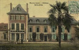 CPA Maubourguet, - Chateau Belle-Allée (110040) - Maubourguet
