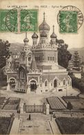 CPA NICE - Eglise Russe (111159) - Nice