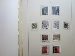 Faroe Islands 1999 ,  Facit 352 - 355 + 362 - 367  (Complete Sets) (Box 1 - 39) - Féroé (Iles)