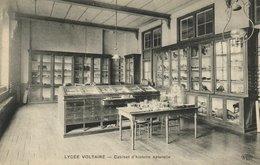 CPA Paris 11e - Lycée Voltaire - Cabinet D'histoire Naturelle (113468) - District 11