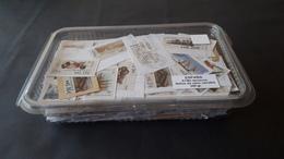 ESPAÑA / SPAIN - KILOWARE 300 G. ATM - Sellos Usados, Con Papel / Used Stamps, On Paper / Timbres Oblitérés, Sur Papier - 1931-Hoy: 2ª República - ... Juan Carlos I