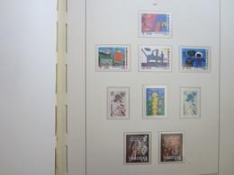 Faroe Islands 2000 ,  Facit 374 - 380 + 385 - 386  (Complete Sets) (Box 1 - 41) - Féroé (Iles)