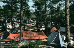 ARCACHON - Les- Abatilles  Camping En Forêt   Ed DANY RENAUD - Arcachon