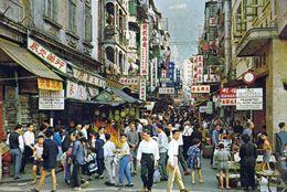 1 AK Hongkong * Straßenszene In Hongkong - Street Scene In Hong Kong * - China (Hongkong)