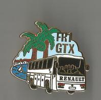 Pin's Arthus Bertrand Bus Renault FR1 GTX - Arthus Bertrand