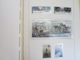 Faroe Islands 2005 ,  Facit 526 - 529 +  Block 25 MNH  (Complete Sets) (Box 1 - 49) - Féroé (Iles)