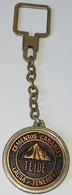 Key Chain, Porte-clés, Llavero / Cementos Canarias, Teide - Ciments Canaries, Teide - Canary Cements, Teide - Llaveros